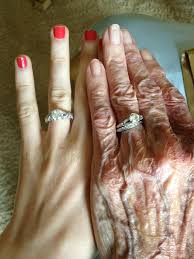 grandmother rings my grandmother and my engagement rings 3 my style