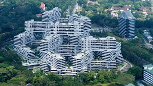 Innovative Designs For Communal Living CNN Style - Apartment complex designs