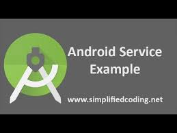 android service android service exle in background