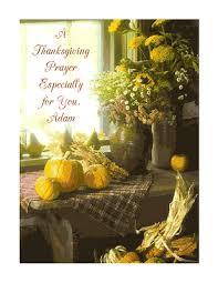 a thanksgiving prayer greeting card thanksgiving printable card