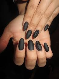 130 beautiful black acrylic nails design ideas ideas design