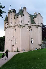 list castles scotland