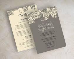 zazzle wedding invitations wedding invitation templates