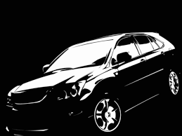 toyota harrier toyota harrier bw by shinoahdeath on deviantart