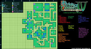 Odyssey Map Etrian Odyssey Iv Legends Of The Titan Golden Lair B3f Map For