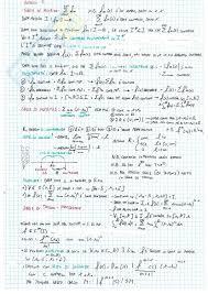dispense analisi 1 appunti ed esercizi analisi 2