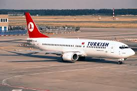 Volo Turkish Airlines 278