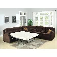 Sleeper Sectional Sofa Ikea Leather Sleeper Sectional Sofa With Chaise Reviews Kuser
