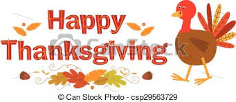 thanksgiving sign happy thanksgiving sign with vector