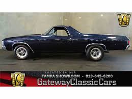 New Chevrolet El Camino 1972 Chevrolet El Camino For Sale On Classiccars Com 22 Available