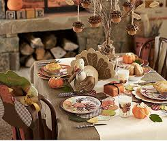 creating the thanksgiving table rustic baby chic