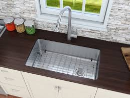 dual mount kitchen sink ancona valencia series dual mount 33 x 22 drop in kitchen sink