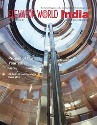 mitsubishi electric elevator logo elevator world india 1st quarter by elevator world issuu