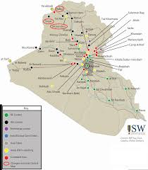 Us Times Zone Map by 27 Maps That Explain The Crisis In Iraq Vox Com