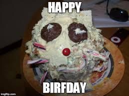 Meme Birthday Cake - image tagged in happy birthday cake fail imgflip