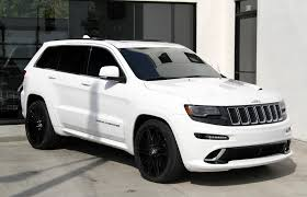 gray jeep grand cherokee 2014 jeep grand cherokee srt 4x4 stock 5976 for sale near