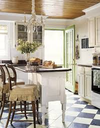 Kitchen Island With Legs 12 Freestanding Kitchen Islands The Inspired Room