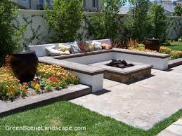 Firepit Bench Pit Layout Ideas Project 2896 Pinterest Bench Backyard