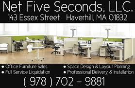 Used Office Furniture New Hampshire by Net 5 Seconds Office Furniture