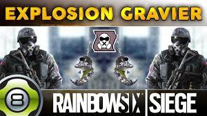 siege pour le pack explosion gravier pour mute rainbow six siege fr