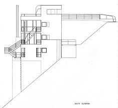 richard meier douglas house site plan house interior