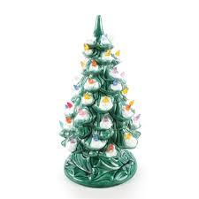 ceramic christmas tree pegs christmas tree