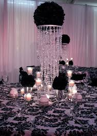 Bling Wedding Decorations For Sale Best 25 Black Silver Wedding Ideas On Pinterest Black Red