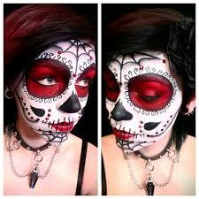Sugar Skull Halloween Costumes 24 Sugar Skull Makup Images Halloween Ideas