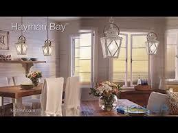 Kichler Lighting DAW Hayman Bay Light Foyer Pendant - Kichler dining room lighting
