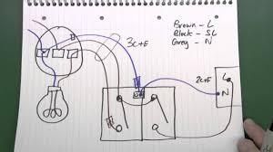 lighting circuits part 3 fans motion sensor lights 3 core