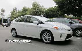 lexus hybrid or prius prius on lexus ct200h wheels swap w toyota center caps wheelswap com