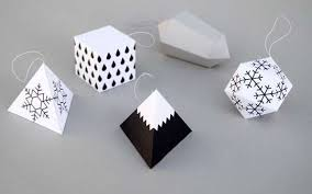 diy origami ornaments diy decor