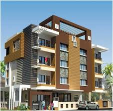 Modern Apartment Buildings Amazing Modern Apartment Building - Apartment building designs