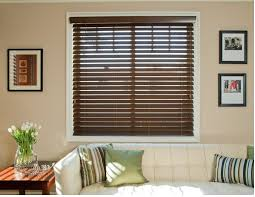 wood faux blinds 2017 grasscloth wallpaper