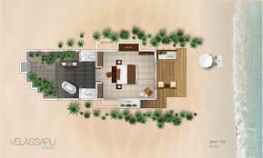 Beach Bungalow House Plans Beach Villas Maldives Beach Villas At Velassaru Maldives