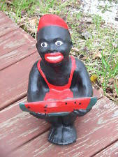 lawn jockey figures sculptures ebay