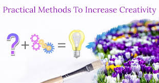 11 practical methods to increase creativity for bloggers