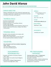 one page resume exles extraordinary one page resume exles 15537 resume exle ideas