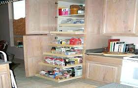 kitchen cabinet slide outs sliding drawers for kitchen cabinets idea pantry sliding shelves