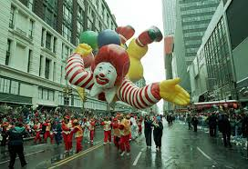 macy s thanksgiving day parade through the years abc13