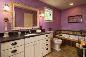 bathroom sweet home design with purple bathroom ideas u2014 venidair com