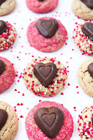 valentines day cookies s day blossoms sprinkles for breakfast