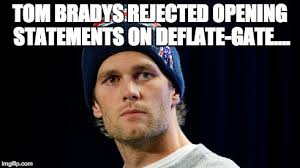 Funny Tom Brady Memes - meme d from the headlines tom brady on deflategate the interrobang