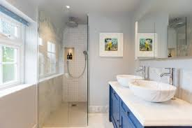 marble wet room design u0026 installation jeremy colson bathrooms surrey