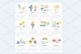 mini calendar template printable mini calendar 2016 pastels stationery templates