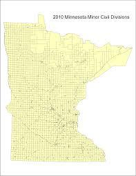 Minnesota Zip Code Map by Minnesota Legislature Geographic Information Services