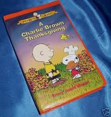 brown thanksgiving vhs for sale on kingwood bookoo