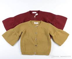 christmas baby girls sweater wine red knitting cardigan coat for