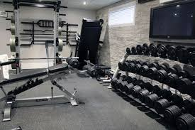 Fitness Gym Design Ideas 40 Personal Home Gym Design Ideas For Men Workout Rooms