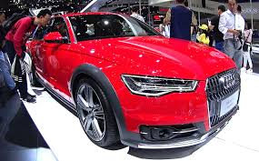 new 2016 2017 audi a6 allroad quattro ready for the chinese auto